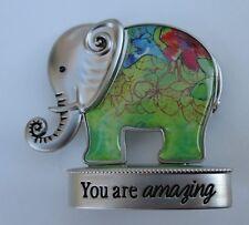 m You are amazing Lucky Elephant Figurine miniature Ganz