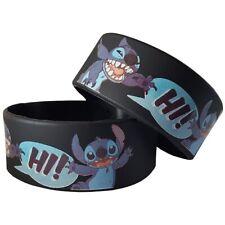 Disney's Lilo and Stitch Stitch 25mm Silicon Rubber Wristband