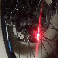 Cycling Bike LED Brake Accessories Mountain Bicycle Brake Light Brake Light