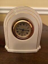 Lenox small Clock Collection Eternal Clock