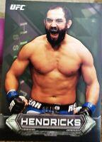 JOHNY HENDRICKS 2014 Topps UFC Knockout GREEN Parallel SP #29/99 Johnny MMA #20
