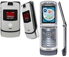 Good! Motorola Razr V3m Camera Bluetooth Cdma Video Flip Verizon Cell Phone