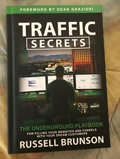 Traffic Secrets The Underground Playbook Para Relleno Su Sitios Web Y Embudos