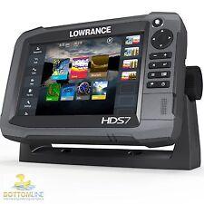 Lowrance hds-7 Touch gen3-Chirp Chartplotter + 3d StructureScan