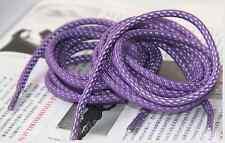 165cm 65'' 3M Reflective Rope Lace Shoelaces for Lebron XI lbj jordan X Kobe
