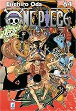 manga ONE PIECE NEW EDITION 64 - MANGA STAR COMICS - NUOVO