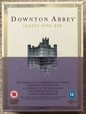 Downton Abbey Series One-Six DVD Regions 2, 4 & 5: 51 episodes