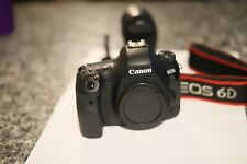 Used Canon EOS 6D Mark II DSLR 26.2MP. Full Frame Camera, Body Only.