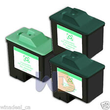 3 PACK Lexmark Ink Cartridge 16 26 High Capacity LEXMARK 16 26 10N0016 10N0026