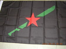 Puerto Rico flag EPB political movement Ejercito Popular Boricua People's Army