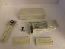 Kenmore Buttonhole Drive Free Arm 95040 Attachments, Plastic Storage Box & Other
