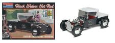 BLACK WIDOW HOT ROAD - Monogram 1:24 model kit Vedova Nera Ford Model T