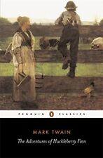 (Good)-The Adventures of Huckleberry Finn (Penguin Classics) (Paperback)-Twain,