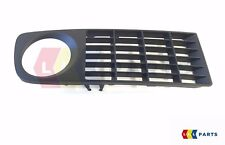 GENUINE AUDI S3 8L 97-03 FRONT BUMPER RIGHT O/S FOG LIGHT GRILL BLACK 8L9807682A