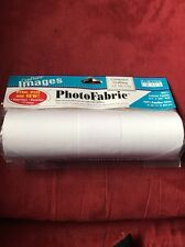 Crafter's Images 100pct Cotton Poplin 8-1/2in by 100in Roll Photo Fabric