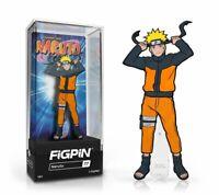 IN STOCK: FiGPiN Classic: Naruto Shippuden - Naruto #77