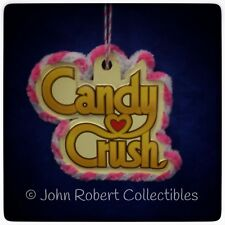 DEPT 56 CANDY CRUSH LOGO ORNAMENT # 4057396