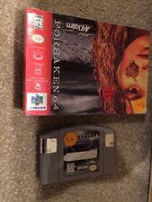 Forsaken 64 Nintendo 64( Used)