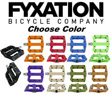 FYXATION Mesa MP MTB Bike Platform Sealed Pedals Face w/Pins fits Race Chester