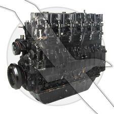 4.2L 254ci VM Mercruiser Diesel Long Block 250-300hp Marine Engine 4.2 254