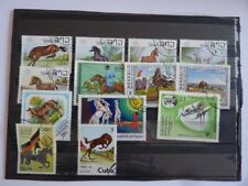 """13 timbres """"Chevaux"""""""