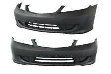 FRONT BUMPER BAR COVER FOR HONDA CIVIC ES 2004-2006