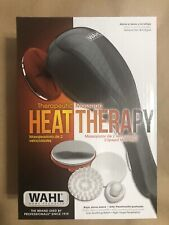 WAHL Handheld Deluxe Heat Therapy Professional Full Body Massager. 4196-1701