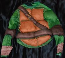 Teenage Mutant Ninja Turtles Halloween Costume Fits Kids Size 4-6 Boys Toddlers