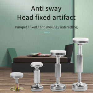 Anti shake ajustable length self for room wall fixing bed frame tool