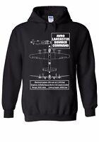 Avro Lancaster Bomber Plane Men Women Unisex Top Hoodie Sweatshirt 2063