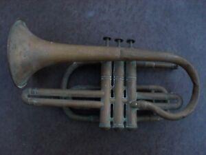 Cornet a pistons trompette Lecavelle Béziers