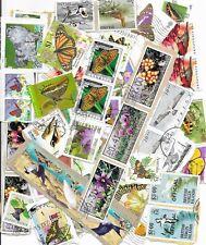 Kiloware , approx 10 grams mainly Butterflies,Flowers,Birds on paper.