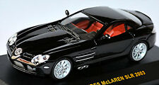 MERCEDES SLR McLaren Coupè 2003 NERO 1:43 Ixo MOC065