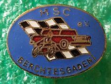 EMC BERCHTESGADEN GERMAN AUTOMOBILCLUB OLD PIN BADGE