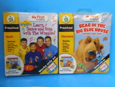 Leap Frog My First LeapPad Leap Pad  Wiggles & Bear in the Big Blue House Lot