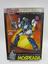 Genesis Climber Mospeada 1/12 Ride Armor VR-041H Blowsperior Yellow Model Kit