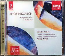 Shostakovich: Symphonies 10 & 13 (CD, Aug-1999, 2 Discs, Angel Records (USA))
