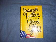 GOOD AS GOLD by Joseph Heller/1st Ed/HCDJ/Literature/Fiction/Adventure