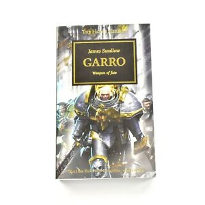 Garro Weapon of Fate Book Black Library ENGLISH Horus Heresy Used