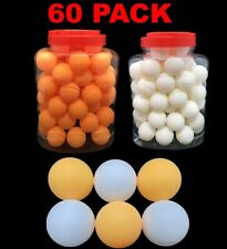 Ping Pong Balls 40mm Beer Pong Entertainment Table Tennis Game and Advertising