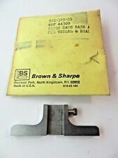 Brown Amp Sharpe 599 579 25 T Bar Depth Base For 6 Amp 150mm Calipers Nos