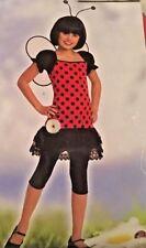 Lady Bug - Ladybug Costume Girls Halloween Dress-up Cosplay