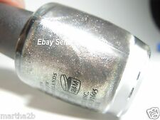 Authentic OPI Nail Polish D18 The World Is Not Enough James Bond Glitter Silver