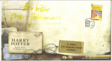 Alan Rickman Harry Potter Order Of The Phoenix Autographed 2007 FDC Hand Signed