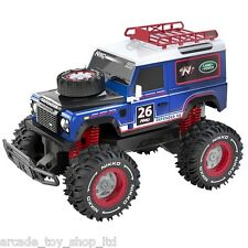 Nikko Land Rover Defender 90 - R/C Vehicle - 1:16 Scale - 2.4 ghz - Tracked P&P