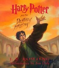 Harry Potter Book 7 Audio Book On CD's