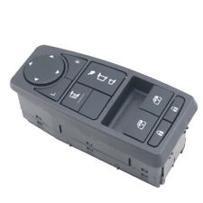 Left Driver Side Power Window Lifter Control Switch 81258067093 For Man TGS TGX