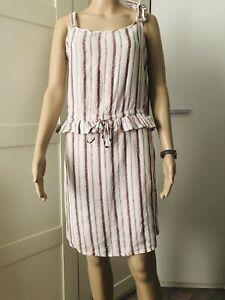 Robes En Lin Taille M Pour Femme Ebay
