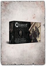 Conquest - The Last Arguement of Kings BNIB Steel Legion *PREORDER 23-08-19*