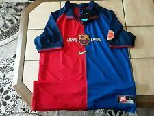 Maillot barcelone maglia 100 ans Xavi shirt L